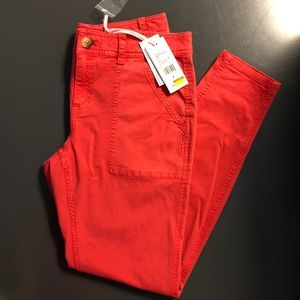 Vineyard Vines Coral Ankle Pant